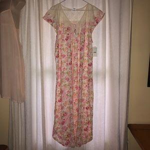 CAROLE HOCKMAN cotton/modal nightgown/NWT/XL